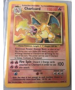 1995 Pokemon Game Holo Holographic Charizard Fire Card 4/102 #4 (Mint, R... - $395.99