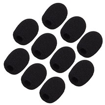 Sunmns ch05-cover Mini Lapel Headset Microphone Windscreen Foam Cover, B... - $6.57
