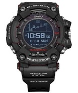 New Casio G-Shock Rangeman Solar GPS Navigation Bluetooth Watch GPRB1000-1 - $589.95