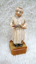 Vintage 1960's Toriart Orthopedist, Wooden, Decorative, Collectible Home... - $29.99