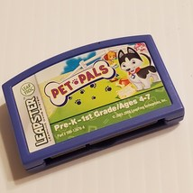 Leapster Pet pals Game Cartridge Leapfrog Ages 4-7 2007. Pre-owned, good shape - $8.00