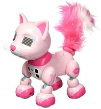 Zoomer Meowzies, Chic, Interactive Kitten with Lights, Sounds and Sensors - $34.95