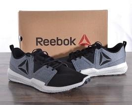 Pré Reebok Homme Hydrorush Tr Chaussures Athlétisme Grey& Noir / H à Cho... - $23.69