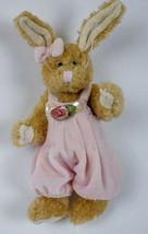Boyds Bears The Boyd's Collection J.B. B EAN Series Bunny Rabbit Plush Stuffed - $14.84