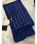 NWT Women's' Royal Blue Scarff - $20.00
