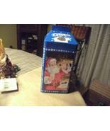 RR-20#19   Oreo cookies Santa Tin Empty.. Santa Christmas  Tin Only  - $14.84