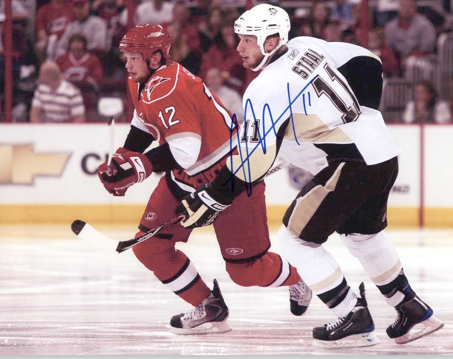 Primary image for Jordan Staal Signed Autographed Glossy 8x10 Photo - Pittsburgh Penguins