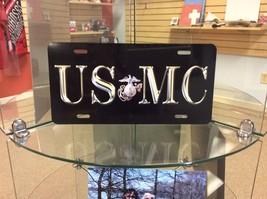 USMC:  Novelty Vanity License Plate, USA Made - $13.99
