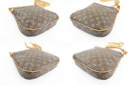Authentic LOUIS VUITTON Odeon PM Monogram Shoulder Tote Bag Purse #32145 image 7