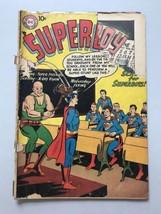 Superboy (1949-1979 1st Series DC) #61 Low Grade Tear Cover Detatched - $19.80