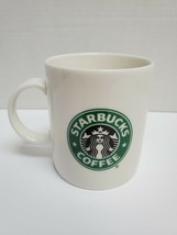 Starbucks Coffee Cup With Double Sided Logo - $9.89