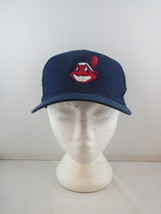 Cleveland Indians Hat - Classic Chief Wahoo Logo Ted Fletcher - Adult Sn... - $39.00