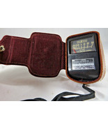 Vintage WESTON Direct Reading (DR) Exposure / Light Meter MODEL 853 - $15.00