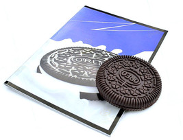 BITTEN AND RESTORED OREO COOKIE tnr MAGIC TRICK ILLUSION close-up stage ... - $5.93