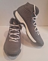 adidas Mens Crazy Explosive 2017 Boost Grey Basketball Shoes BY3767 - $83.95
