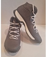 adidas Mens Crazy Explosive 2017 Boost Grey Basketball Shoes BY3767 - $75.55