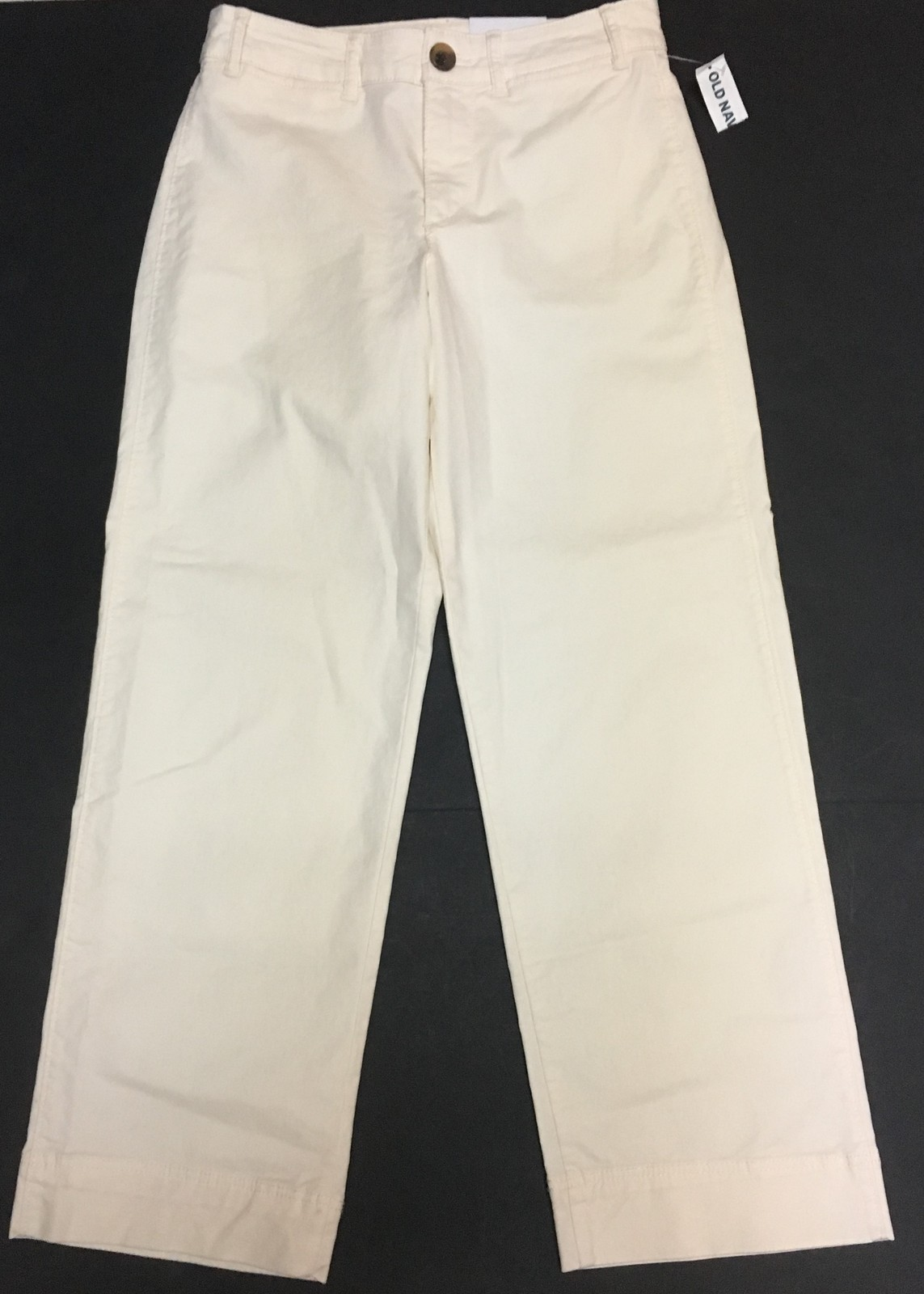 Women's Old Navy White Pants Sz 0 NWT