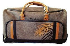 "Tommy Bahama Chesapeake Bay 22"" Wheeled Carry-On Duffel Bag"