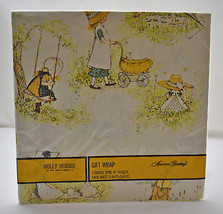 American greetings holly hobbie playing card 2 listings vintage new old stock holly hobbie wrapping paper american greetings gift wrap 1420 m4hsunfo