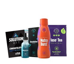 Move for 30 Kit Detox Iaso NRG, Resolution, Nutra Burst Total Life Changes - $80.00