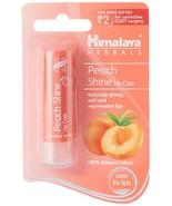 Himalaya Shine Lip Care, Peach Moisturizes Lips 4.5g - $7.81