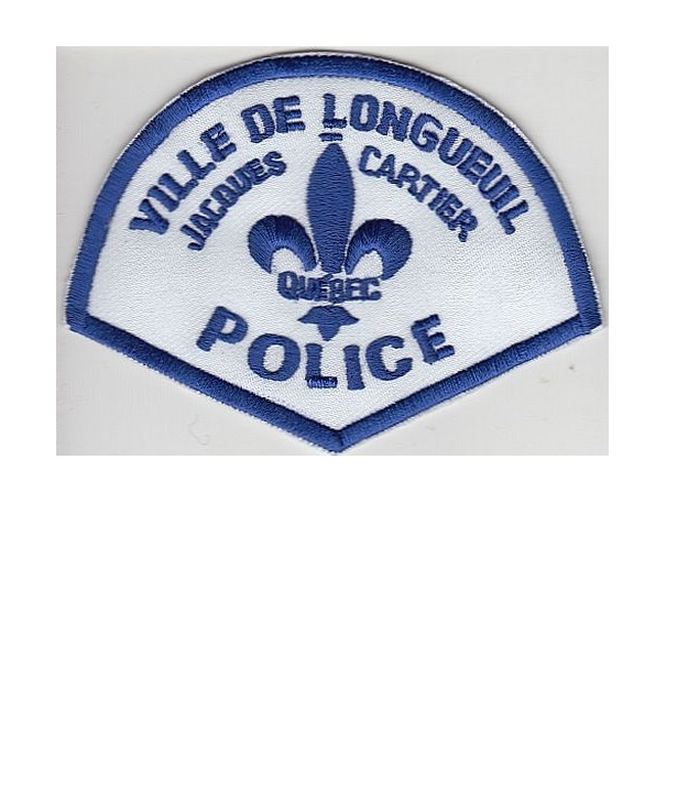 Acques cartier police department anexation 1969 only 60 made protest obsolete 3.5 x 4.75 in 9.99