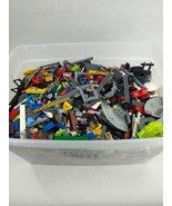 LEGO BRICK SEPERATED LOT OF 5LBS AUTHENTIC GENUINE LEGO BRAND - $77.22