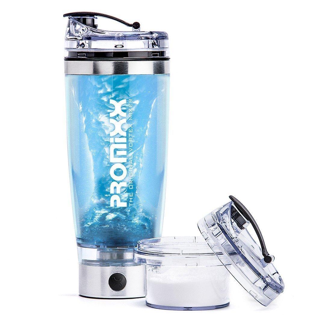 PROMiXX 2.0 – The World's Best Vortex Mixer / Blender / Shaker Bottle with X-bla