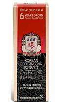 KGC Cheong Kwan Jang Korean Red Ginseng Extract Everytime 30 / 50 / 60 Sticks image 3