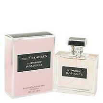 Midnight Romance Perfume By  RALPH LAUREN  FOR WOMEN  3.4 oz Eau De Parf... - $89.50