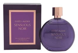 Estee Lauder Sensuous Noir Perfume 1.7 Oz Eau De Parfum Spray image 4