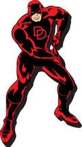 Marvel Comics Daredevil Standing Image Chunky 3-D Die-Cut Magnet, NEW UNUSED - $5.90