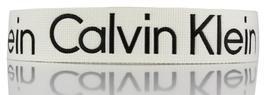 New Calvin Klein Men's Premium CK Logo Cotton Adjustable 38mm Canvas Belt 73545 image 8