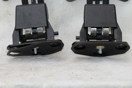 04-09 Mercedes Benz W209 Clk350 CLK500 Convertible Trunk Top Latch Hinge SET image 2