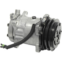 International Navistar Heavy Duty Truck AC Air Conditioning Compressor N... - $159.42