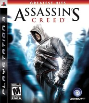 Assassin's Creed (Sony PlayStation 3, 2007) - $3.30