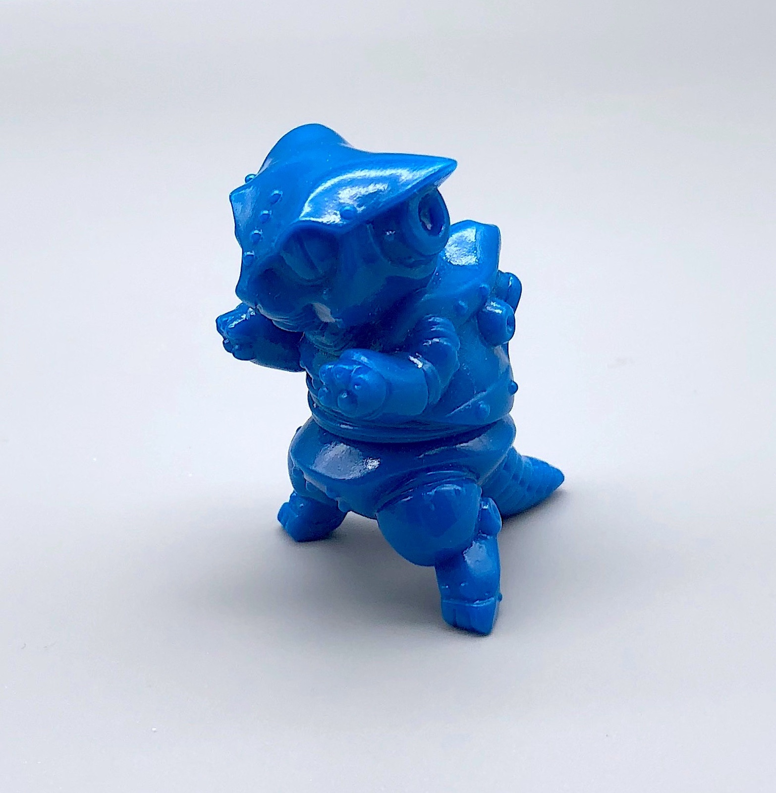 Max Toy Deep Blue Mini Mecha Nekoron - Rare