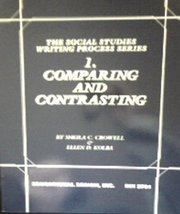 Comparing and Contrasting (The Social Studies Writing Process Series) [Paperback