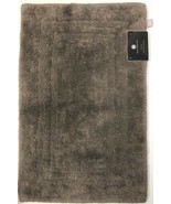 Hotel Collection Cotton Reversible Bath Rug (Carbon, 21″ x 33″) - $54.90