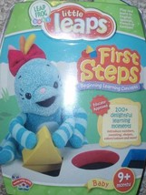 Leapfrog Little Leaps First Steps In four Languages New - $11.76