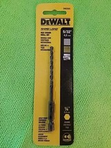 DeWalt DW2555 5/32 in. x 3 in. L High Speed Steel Drill Bit 1 pc. - $6.43