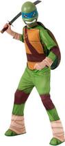 TMNT H/S Leonardo Child Costume Teenage Mutant Ninja Turtles Boys 886755 - £18.81 GBP