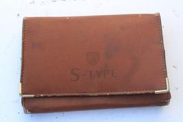 2000 JAGUAR S TYPE OWNERS MANUAL C1165 - $110.54