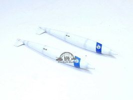 Wings Fuel Tanks (02 pieces) for A-6E Intruder 1:48 Pro Built Model - $19.78