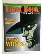COMIC BOOK MARKETPLACE #27 color magazine (1995) Gemstone FINE - £7.98 GBP