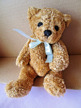 """TEDDY BEAR Surprise GIFT BOX container 8"""" Plush HIDE JEWELRY, MONEY ??? - ₨700.90 INR"""