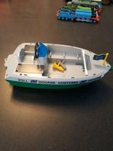 2005 Playmobil Customs Douane Boat - $13.86