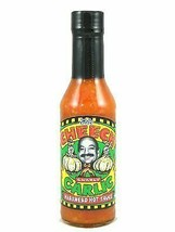 Cheech Gnarly Garlic Habanero Hot Sauce - $10.19
