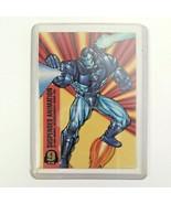 War machine 1994 Marvel universe Suspended Amination Card #9 OF 10 - $15.50
