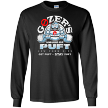 Ghostbuster House Of Buft Long Sleeves Tshirt - $12.95+